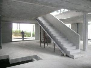 Escalier béton 2